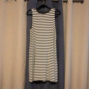 Time & tru swing dress in a size large.